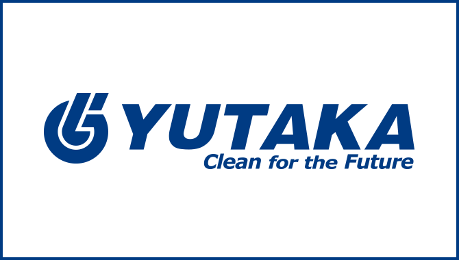 YUTAKA Clean for the future